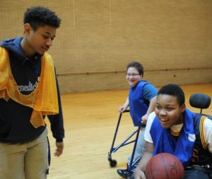 Youth Challenge Volunteer of the Month