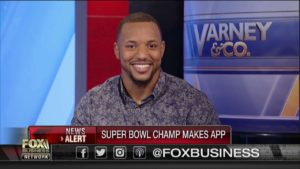 Super Bowl Alum Makes App!