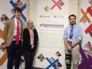 Men of Benedictine are Cleveland Clinic eXpressions Winners