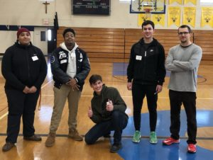 Young Catholic Men's Conference – Our Men of Benedictine Represent.