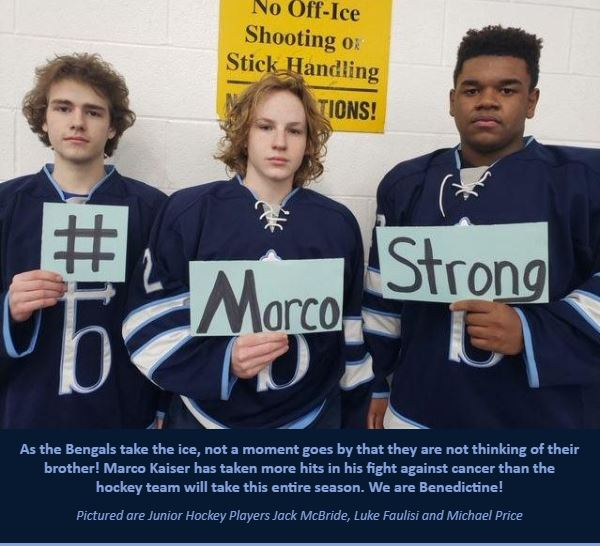 #MARCOSTRONG