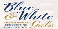 "Blue & White Gala – ""Morning Drop Off"""